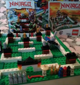"Лего ""Ниндзяго"" - настольная игра"