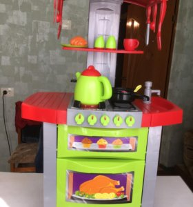 Детская электронная кухня смарт