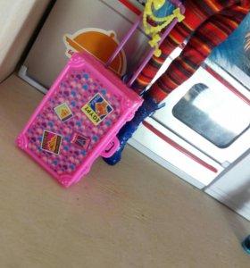 Кукольный чемодан