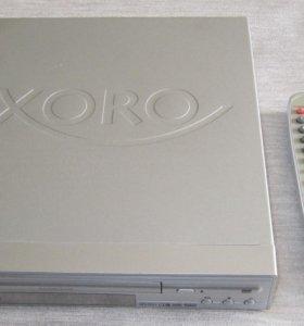 Xoro HSD 2000 DVD проигрыватель