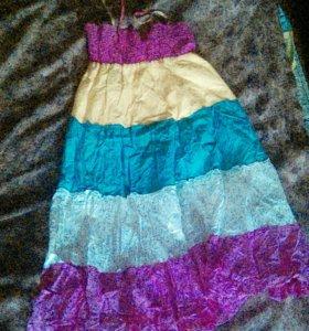Платье турецкое