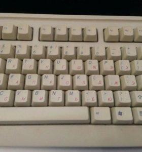 Клавиатура для компьютеров, USB , p/s 2
