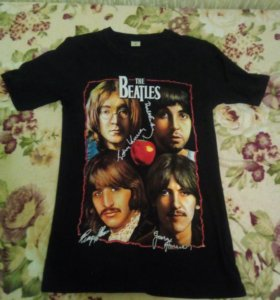 Продам футболку The Beatles