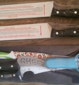 Новые ножи