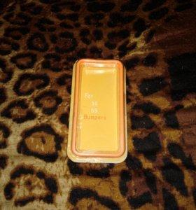 Бампер на айфон 5,5s