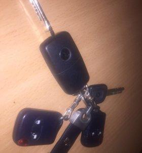 Ключи от Фольксваген