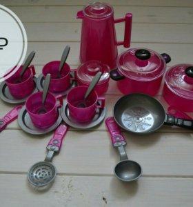 Набор посуды для игр