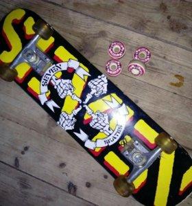 Скейтборд Seven skates