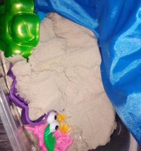 Новый кинетический песок. 2кг
