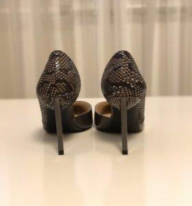 Туфли Zara, натуральная кожа, новые