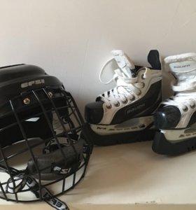 Хоккей для малыша