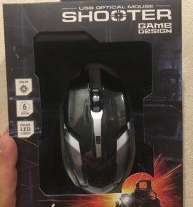 Игровая мышь Perfeo