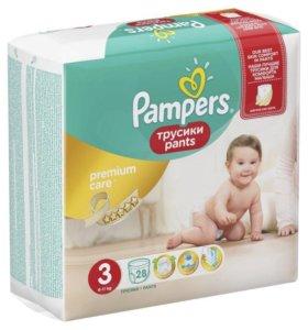 Pampers premium care 3
