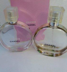 Шанель Шанс давние за оба