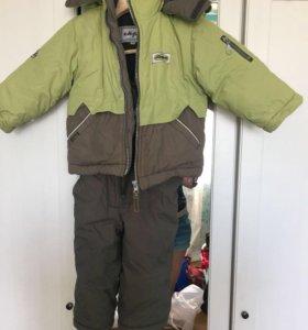 Комбинезон зимний , рост 80 см