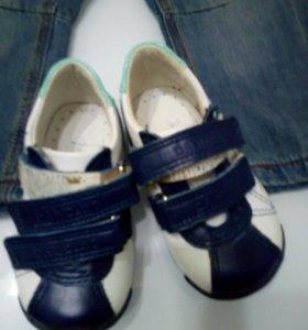 Ботиночки 20 размера