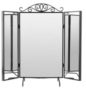 Зеркало настольное ikea