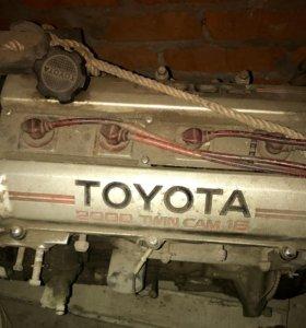 Двигатель от TOYOTA