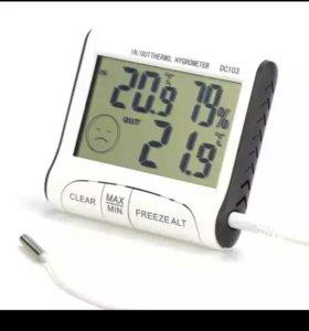 Гигрометр_термометр