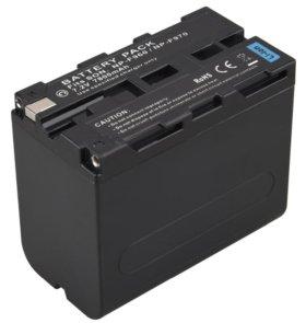Аккумулятор SONY NP-F970 новый