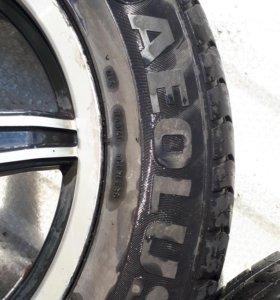 Комплект колес на Ситрон С4