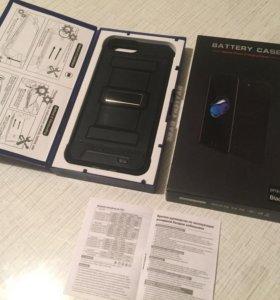 Чехол аккумулятор iphone 7+/8+