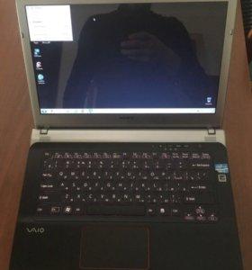 Ноутбук Sony Vaio i3