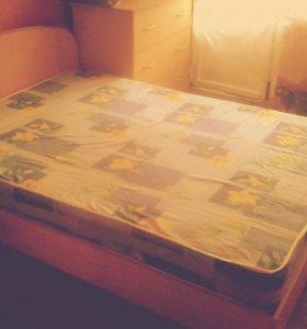 Срочно Комплект мебели в спальню