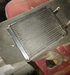 Радиатор на печку