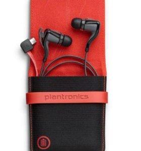 Наушники Bluetooth Plantronics BackBeat Go2/Black