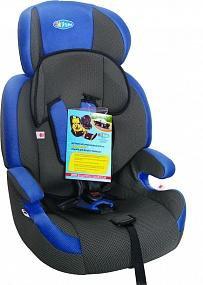 Новые детские автокресла KidsPrime LB515 (9-36кг)