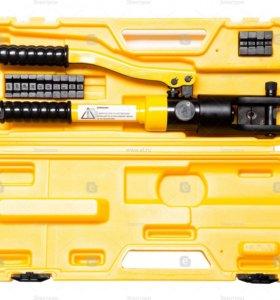 Ручной гидравлический пресс пгр-120 (16-120мм2)