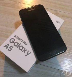 Samsung a5 2017. Обмен.