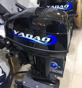 лодочный мотор YADAO 6 л.с в Омске