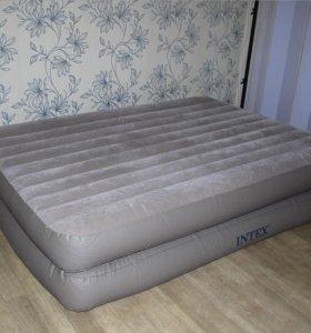 Кровать надувная Intex 203х160х45см