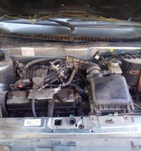 Двигатель 1,6