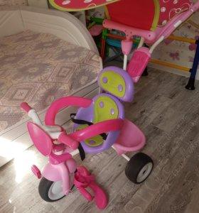 Детский велосипед Smoby