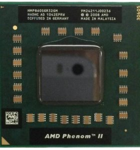 AMD Phenom II Triple-Core Mobile P860