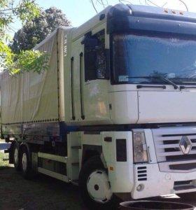 Renault magnum 15 тонн