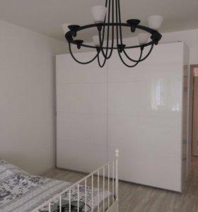 Квартира, 1 комната, 58.6 м²