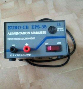 Блок питания 13.8 V 3/5 Amp