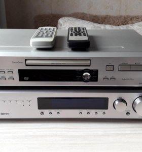 DVD плейер Onkyo DV-SP501