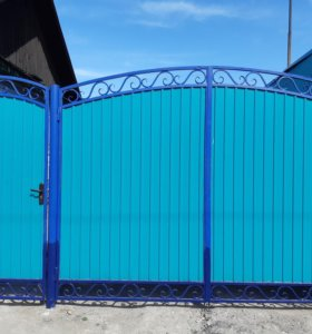 Ворота,заборы