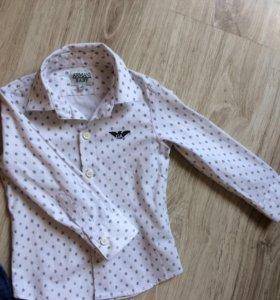 Рубашка Armani baby