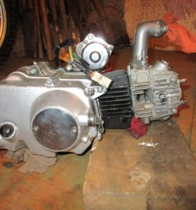 Двигателя 110 и 125