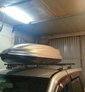 Багажный  автобокс на крышу