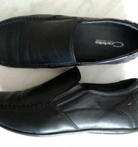 Туфли школьные р.37