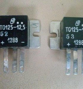 2тиристора оптронных то125-12.5-5