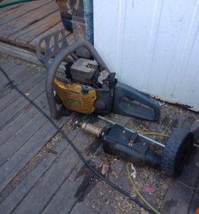 Ремонт электробензо инструментов.