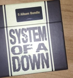 System of a Down Box Set